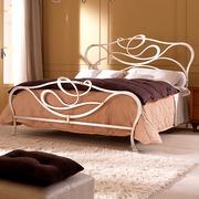 Шикарная кровать кованая